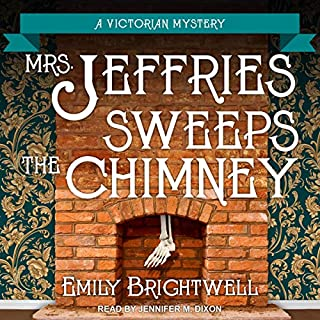 Mrs. Jeffries Sweeps the Chimney audiobook cover art