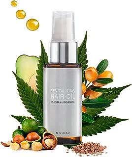 Aceite para el cabello: Aceite de Argán +10 aceites