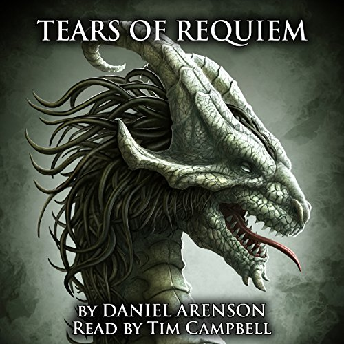 Tears of Requiem audiobook cover art