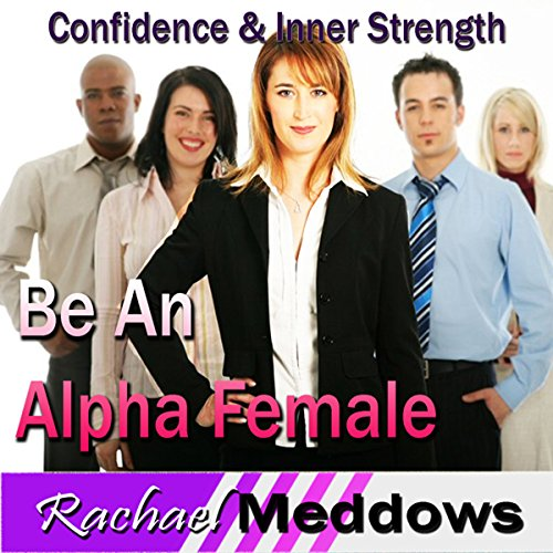 Alpha Female Hypnosis audiobook cover art