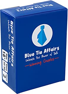 BlueTie Affairs Winning Couples: Card Game, for Your...