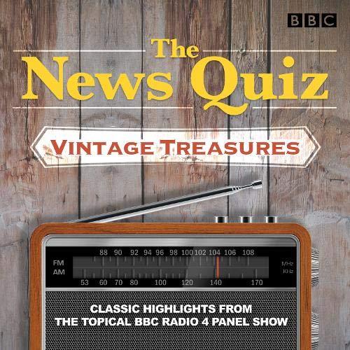 The News Quiz: Vintage Treasures cover art