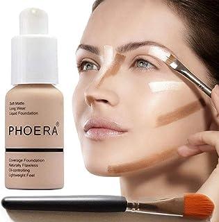 Glamza PHOERA Foundation Concealer Makeup Full Coverage