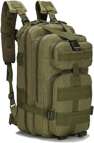 NMGNCBHH Sac à Dos Tactique Militaire en Plein air armée Sport Voyage Sac à Dos Camping Randonnée Trekking Camouflage Sac