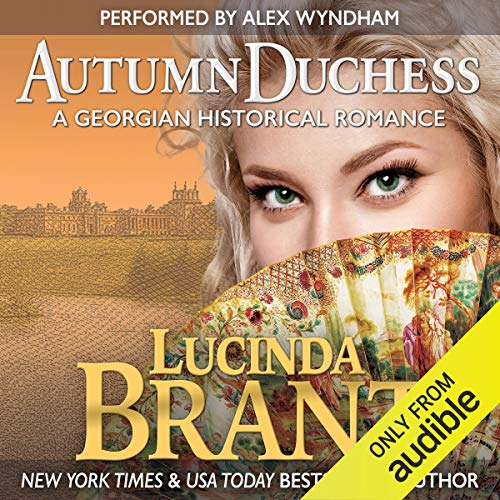 Autumn Duchess: A Georgian Historical Romance Titelbild