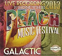 Live at Peach Music Fest 2013 (2cds)