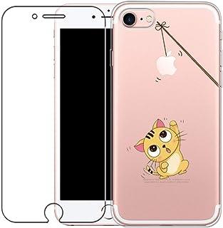 coque iphone 8 plus en forme de chat