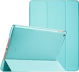 ProCase iPad 10.2 Case 2021 9th Gen/ 2020 iPad 8th Gen/ 2019 7th Gen, Slim Stand Hard Back Shell Protective Smart Cover Ca...