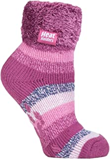 Lounge Thermal Non Slip Bed Socks With Grip for Women 8 Colours