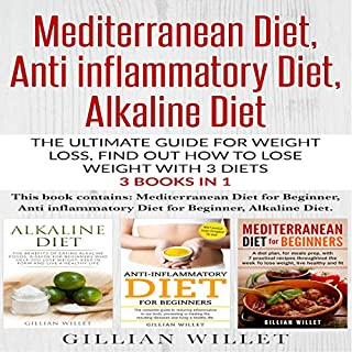 Mediterranean Diet: A Clear Guide to Lose Weight & Increase