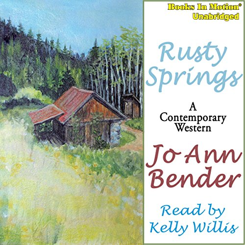 Rusty Springs audiobook cover art