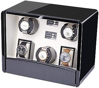 CLJ-LJ 3 Orologi Orologio Automatico Winders, Crystal Button 3 generi di Alimentazione elettrica 4 Timer Programmi-35 × 22...