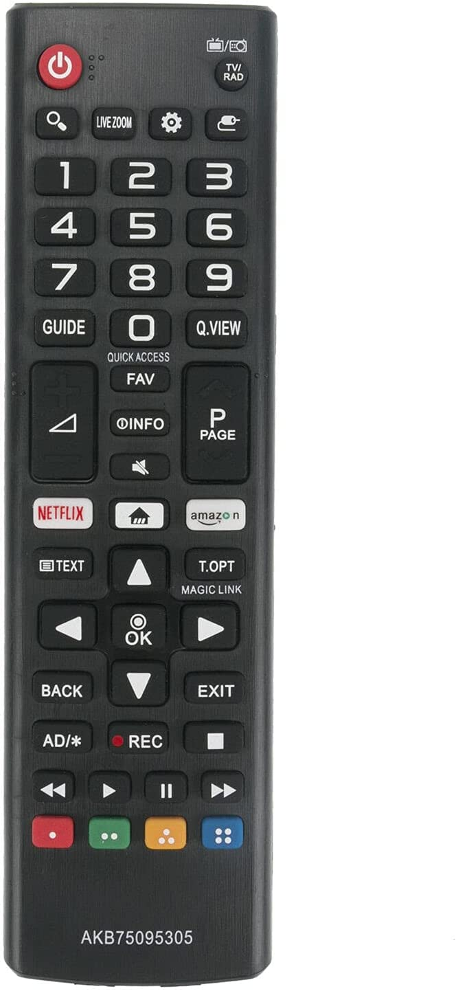 Universal Remote In a Spring new work popularity for LG TV Models Compatibl Control All