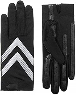 Isotoner Short Tech Touch Driving Gloves