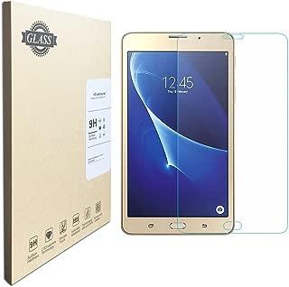 Samsung Galaxy Tab J Max Screen Protector 7.0 Inch, Tempered Glass Anti-Fingerprints Thin 9H Screen Hardness Screen Protector for Samsung Galaxy Tab J Max