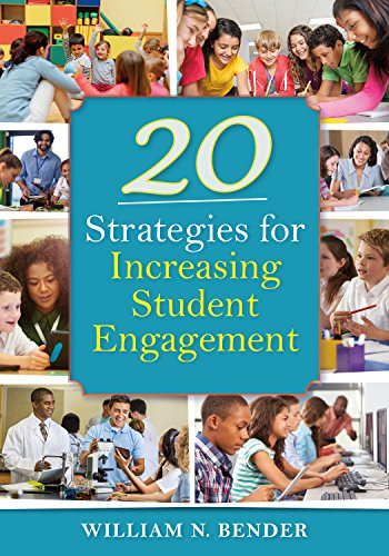Download 20 Strategies for Increasing Student Engagement (English Edition) B076FJSWB2