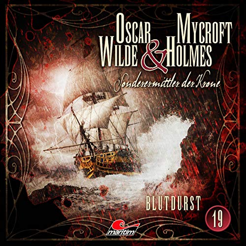 Blutdurst     Oscar Wilde & Mycroft Holmes - Sonderermittler der Krone 19              By:                                                                                                                                 Oscar Wilde,                                                                                        Jonas Maas                               Narrated by:                                                                                                                                 Sascha Rotermund,                                                                                        Reent Reins,                                                                                        Jaron Löwenberg,                   and others                 Length: 1 hr and 8 mins     Not rated yet     Overall 0.0