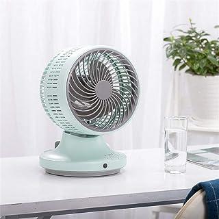 Ventilador De Sobremesa, Familia Turbina Mudo Ventilador De Mesa Ventilador De Circulación De Aire Inteligente Sacudiendo La Cabeza Convección Ventilador