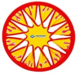 Schildkröt Funsports Disco Volador de Neopreno, Ø30cm, Frisbee Suave, en...