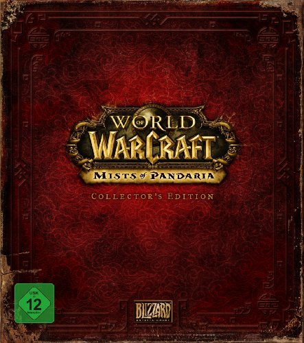 World of WarCraft: Mists of Pandaria Add-On - Collector's Edition [Edizione: Germania]