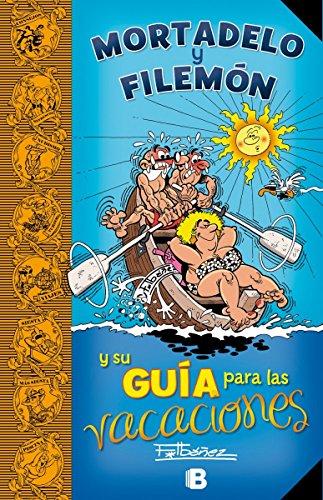 Mortadelo y Filemón y su Guía para las vacaciones (Guías