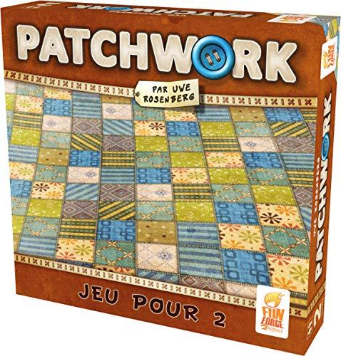 Asmodee Patchwork Juego de Mesa (2 Jugadores)