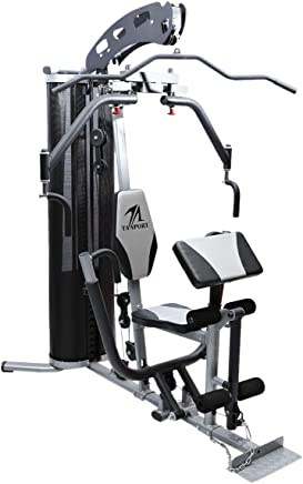TA Sport IRHG1401 Home Gym With Nylon Protector, Black/Silver