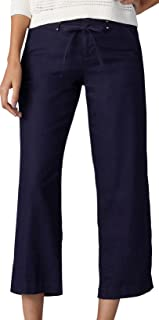 LEE Women's Straight Fit Sawyer Capri Pant