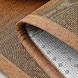 Geovne Tappeto Bamboo Traspirante,bambù Pavimento Stuoia,Addormentato Pavimento Stuoia,Estate Pavimento Stuoia,per Sala da tè Giapponese/Spazio di...