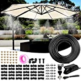Outdoor Water Misting System