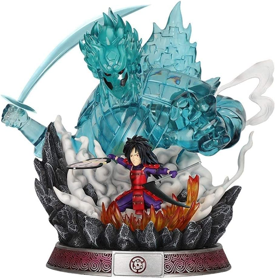 MXMX Naruto Uchiha Madara Susanoo Edition Luminous PVC Limited service 40% OFF Cheap Sale