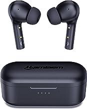 Hamlaem True Wireless Earbuds, Bluetooth Headphones with Immersive Sound, Wireless Charging Case, USB-C Quick Charge, 30-H...