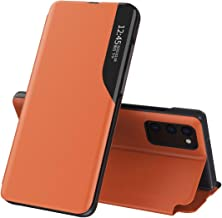TingYR Case for Xiaomi Redmi Note 10 5G Cover, Smart Ultra Slim Flip Case, Anti-Scratch, Magnetic Closure, Stand Function,...