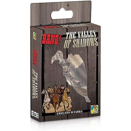 dV Giochi The Valley of Shadows-Espansione di Bang-Edizione Italiana, Multicolore, DVG9108