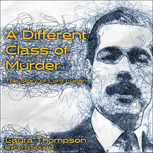 A Different Class of Murder audiobook cover art