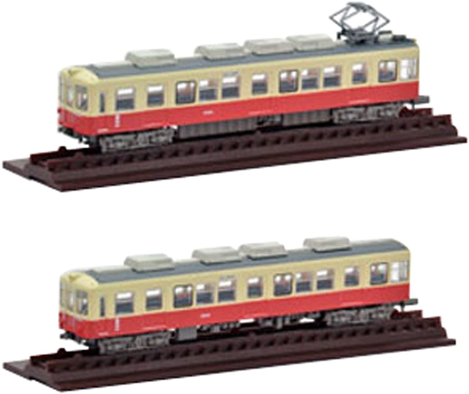 The Railway Collection - Takamatu-Kotohira Railway Type1080 (Early Couleur) (2 voitures Set) (Model Train)