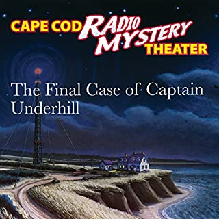 The Final Case of Captain Underhill cover art