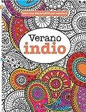 Libros para Colorear Adultos 6: Verano indio: Volume 6 (Libros muy RELAJANTES para colorear)