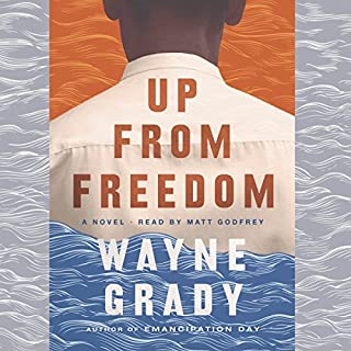 Up from Freedom audiobook cover art