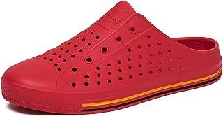 SAGUARO Sabots Homme Femme Chaussures de Jardin Respirant Antidérapant Pantoufles, Taille 36-48