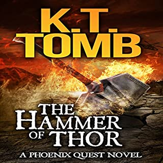 The Hammer of Thor cover art