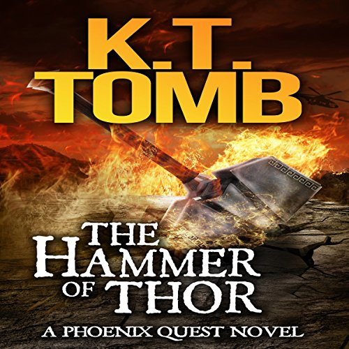 The Hammer of Thor audiobook cover art