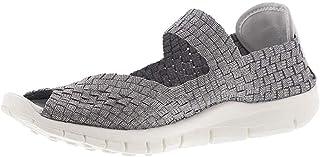 حذاء نسائي مسطح من بيرني ميف