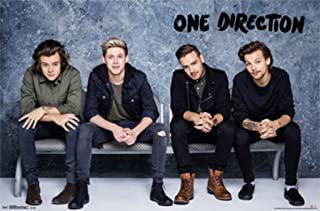 One Direction Bench Poster