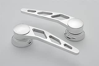 Lokar IDH-2009 Polished Billet Aluminum Door Handle - Pair