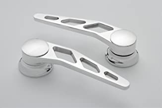 Lokar IDH-2009 Polished Billet Aluminum Door Handle - Pair - coolthings.us