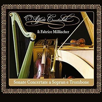 Castello, Marini, Bertali, Falconiero, Schmelzer, Cazzati, Biber & Legrenzi: Sonate Concertate a Sopran e Trombone