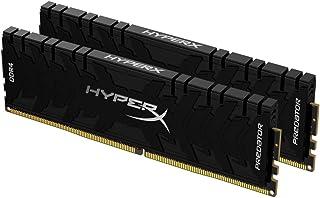 HyperX Predator HX432C16PB3K2/64 Memoria RAM 64GB 3200MHz DDR4 CL16 DIMM Kit of (2x32GB) XMP Negro