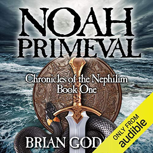 Noah Primeval cover art