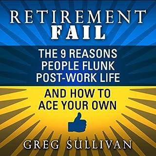 Retirement Fail audiobook cover art